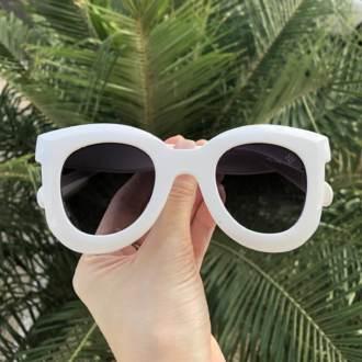 saline.com.br oculos de sol manu branco