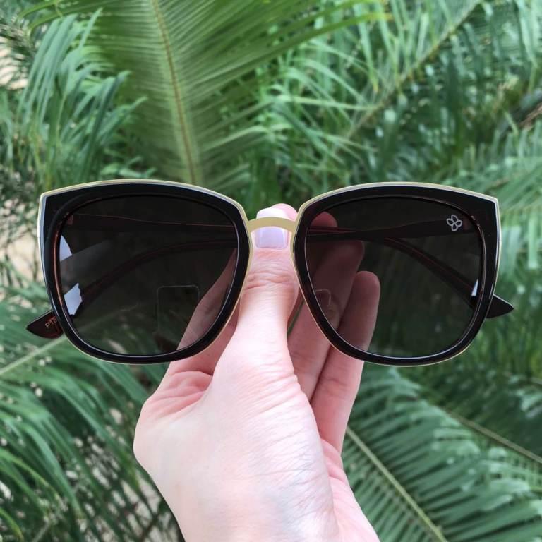 Óculos de Sol Eva Marsala - Safine