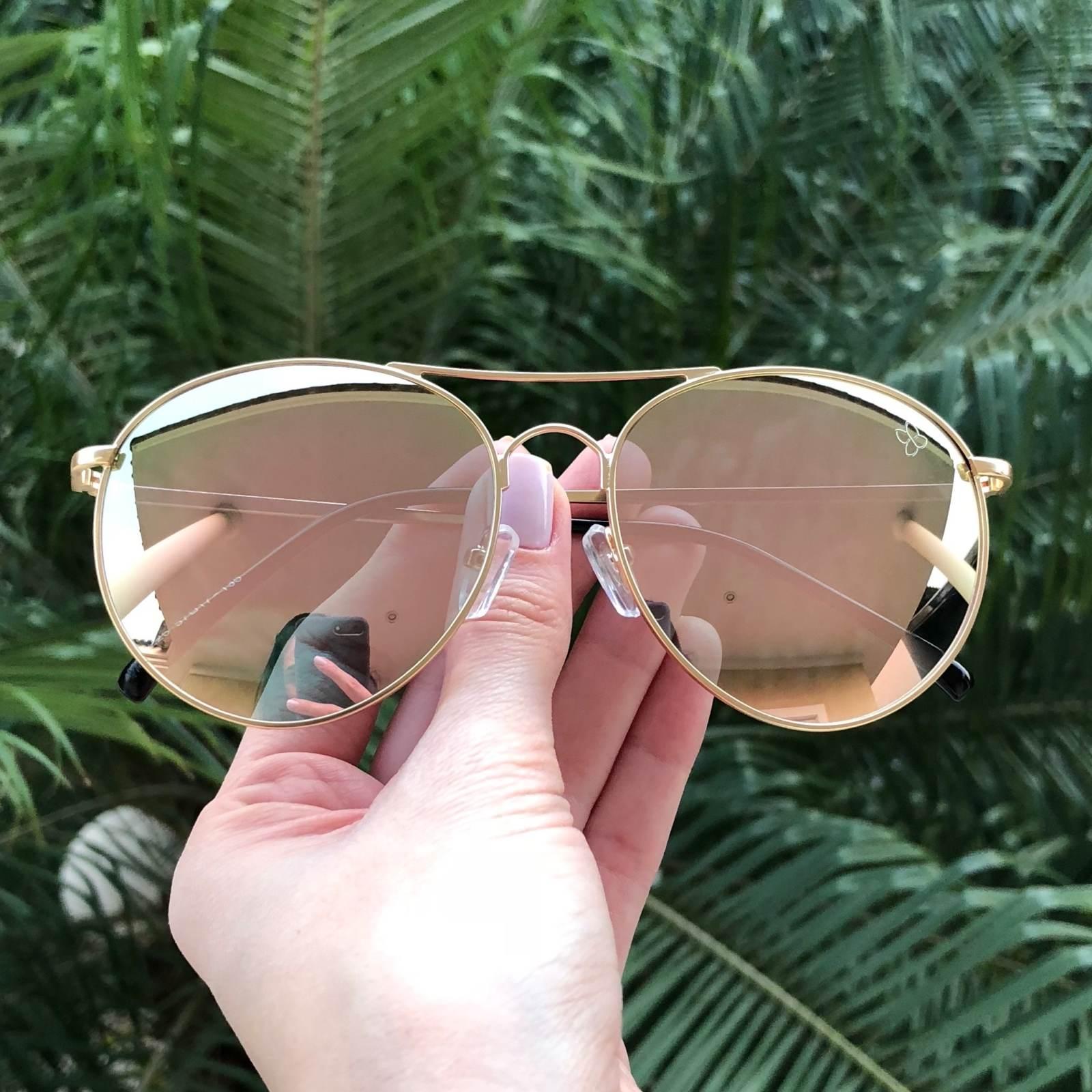 Óculos de Sol Mari 2.0 Preto - Safine