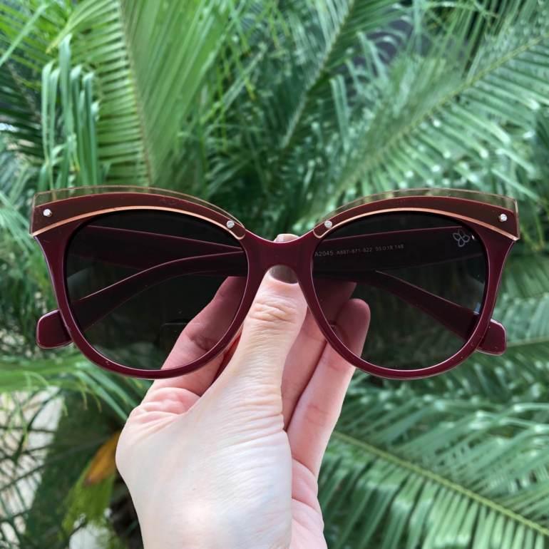 saline.com.br oculos de sol elaine vinho