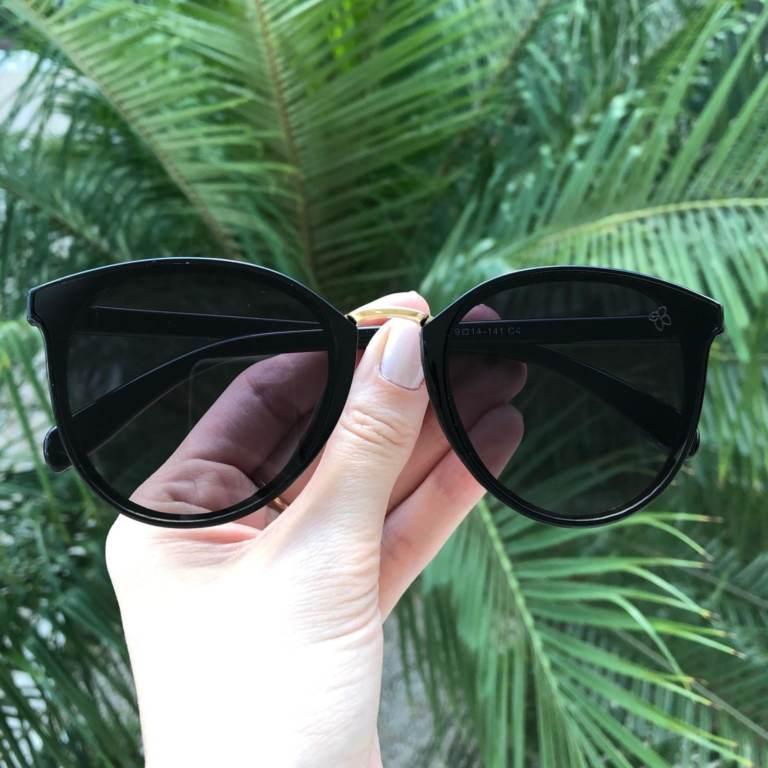 Óculos de Sol Quenia 2.0 Marrom - Safine