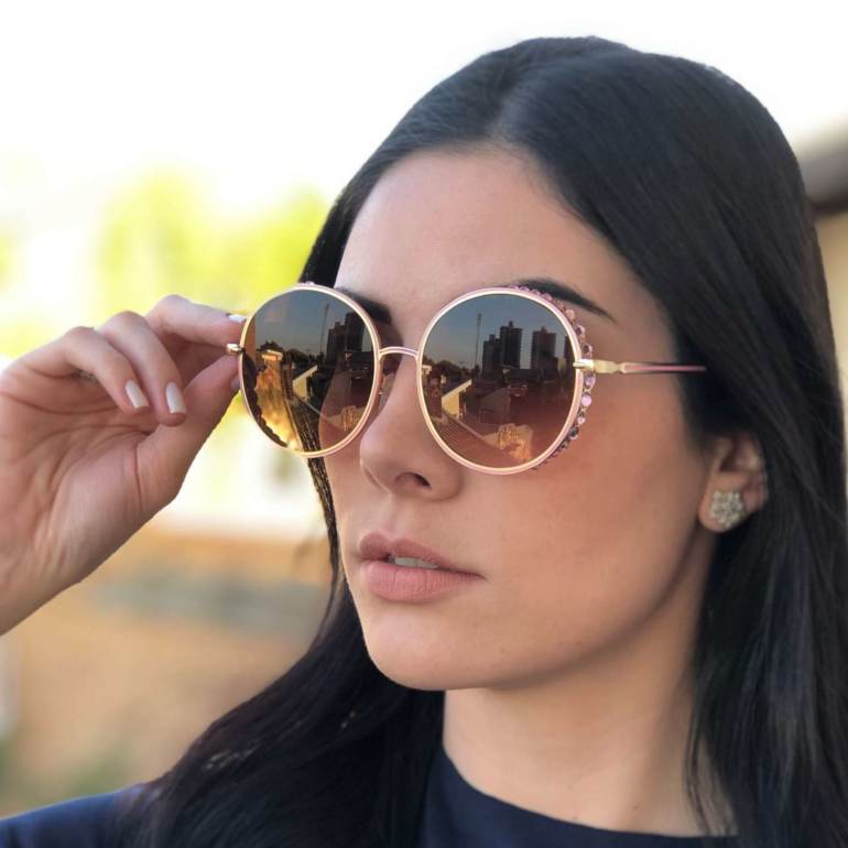 saline.com.br oculos de sol tais rosa 2