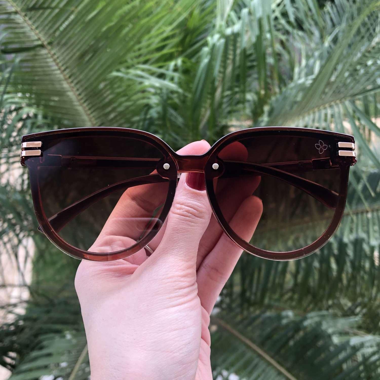 Óculos de Sol Kim 2.0 Marsala - Safine