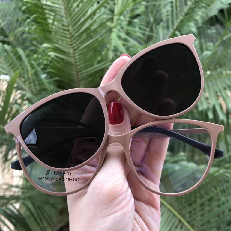 saline.com.br oculos de sol 2 em 1 gatinho nude 2