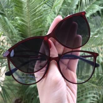saline.com.br oculos de sol 2 em 1 gatinho vinho 1