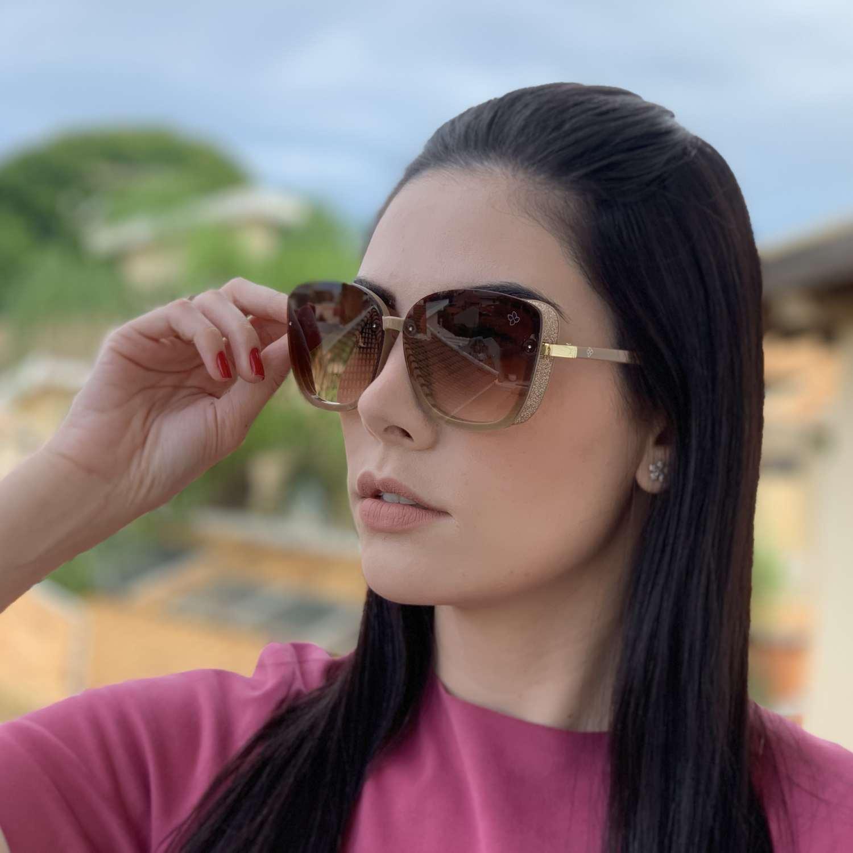 Óculos de Sol Renata Nude - Safine