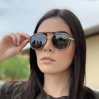 saline.com.br oculos de sol aviador buzios marrom 1