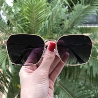 saline.com.br oculos de sol quadrado isis dourado 3