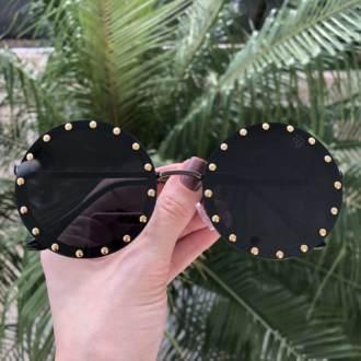 saline.com.br oculos de sol redondo olga preto 3