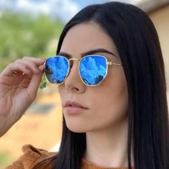 saline.com.br oculos de sol elisa 3 0 azul espelhado