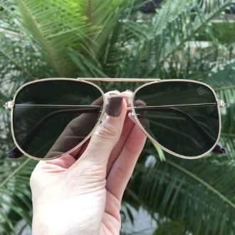 saline.com.br oculos de sol lea 2 0 dourado com lente verde 3