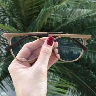 saline.com.br oculos de grau 2 em 1 gatinho new nude 5