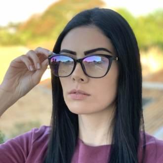 saline.com.br oculos de grau gatinho preto manu 1