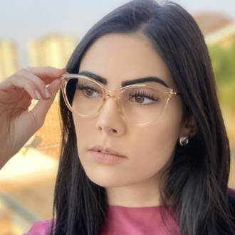 safine com br oculos de grau gatinho dourado transparente katy 4