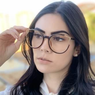 safine com br oculos de grau redondo marrom ariana 2