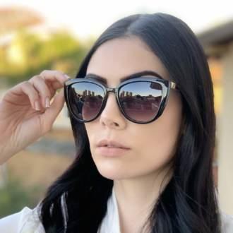 safine com br oculos de sol gatinho preto paty 1