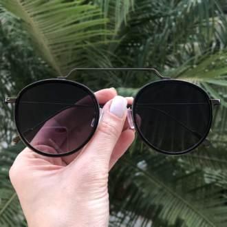 safine com br oculos de sol redondo marrom com tartaruga ivy new copia