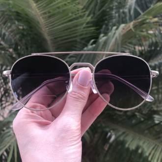 saline.com.br oculos de sol aviador tifany prata