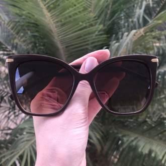 saline.com.br oculos de sol gatinho marrom gil