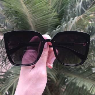 saline.com.br oculos de sol quadrado preto degrade anita