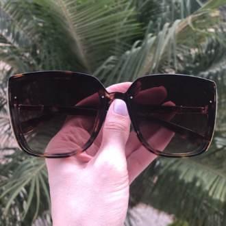 saline.com.br oculos de sol quadrado tartaruga anita