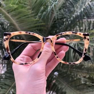 safine com br oculos de grau gatinho colorido bela 3