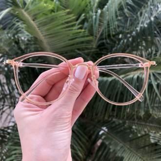 safine com br oculos de grau redondo rose bru 3