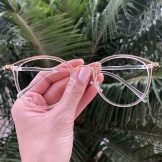 safine com br oculos de grau redondo transparente bru