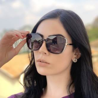 safine com br oculos de sol quadrado preto renata 3