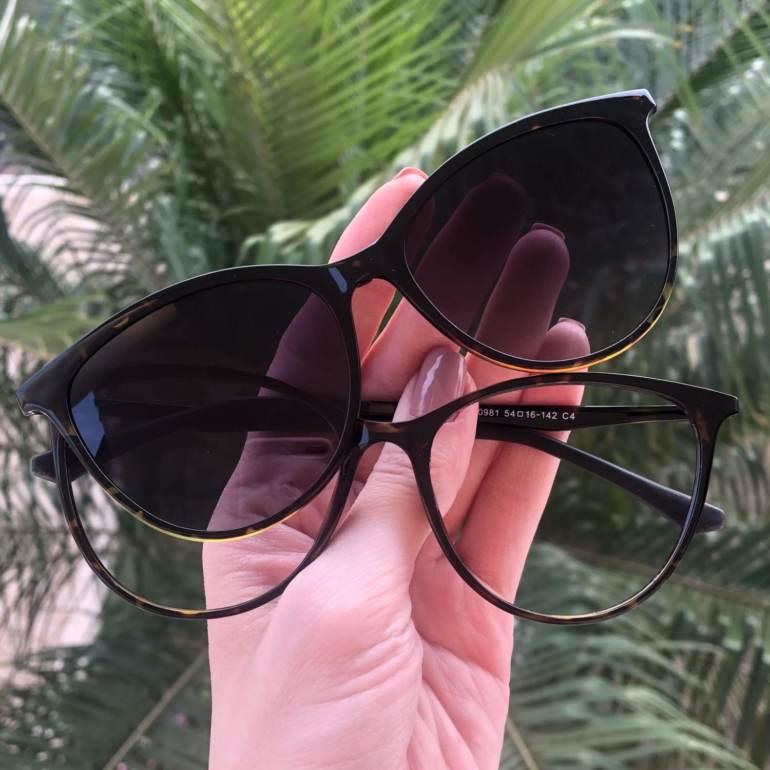 safine com br oculos 2 em 1 gatinho preto com tartaruga 3