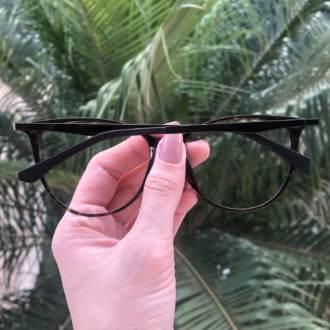 safine com br oculos 2 em 1 gatinho preto com tartaruga 5