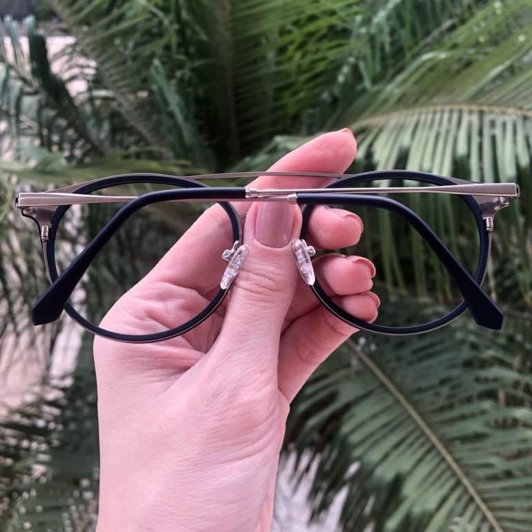 safine com br oculos 2 em 1 redondo grafite com azul babi 4