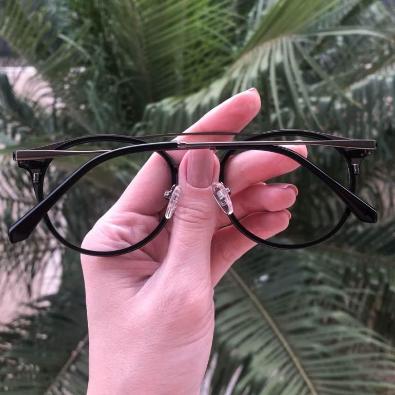 safine com br oculos 2 em 1 redondo preto babi 5