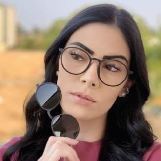 safine com br oculos 2 em 1 redondo preto fosco mari 5