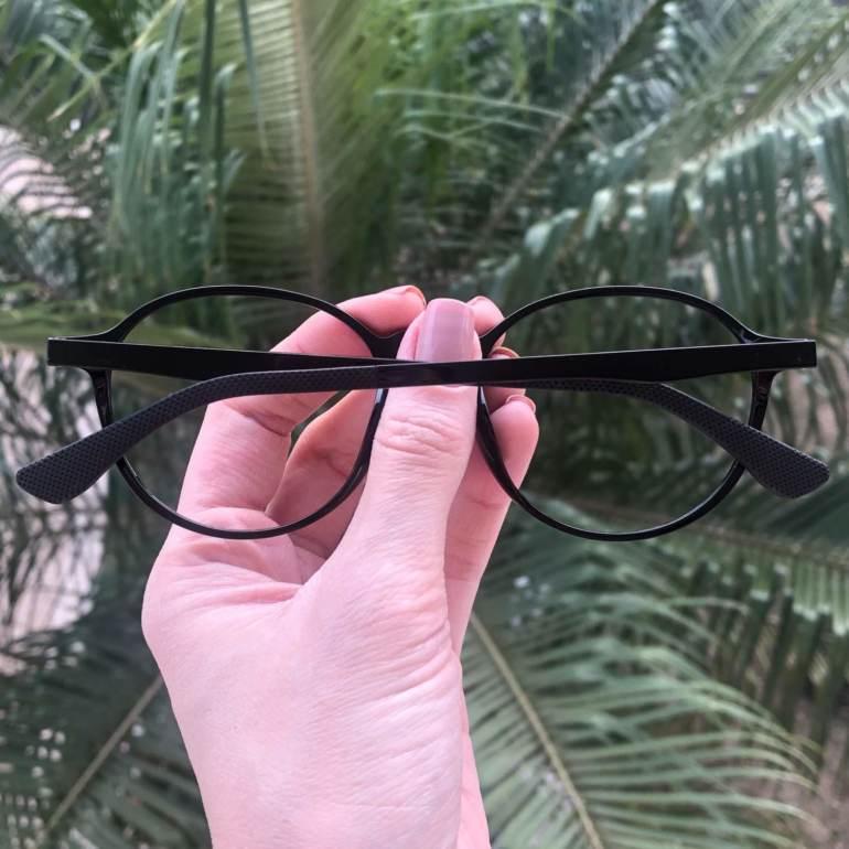 safine com br oculos 2 em 1 redondo preto mari 2