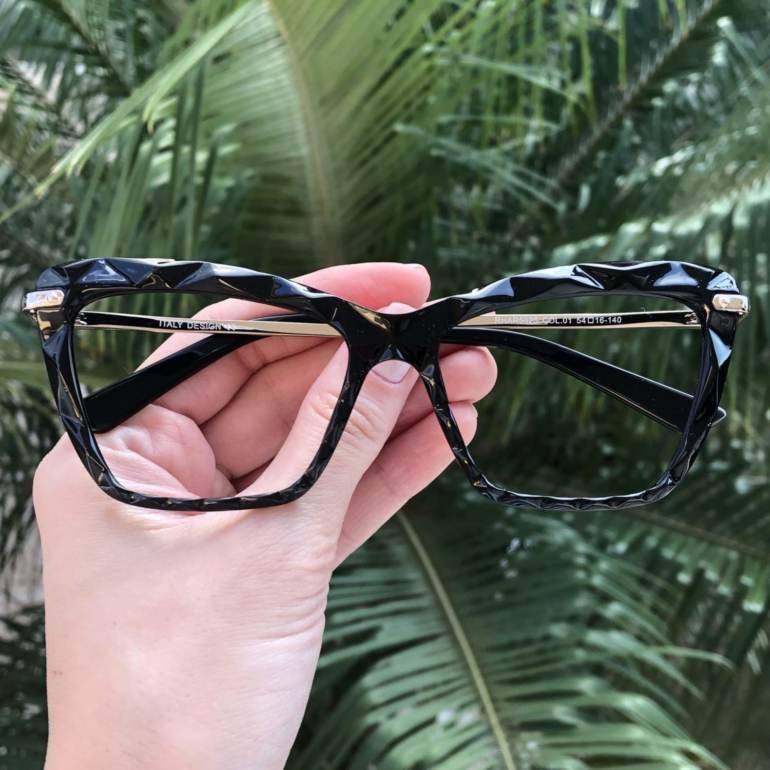 safine com br oculos de grau analice preto