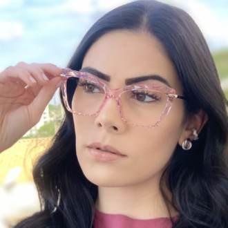 safine com br oculos de grau analice rosa 2