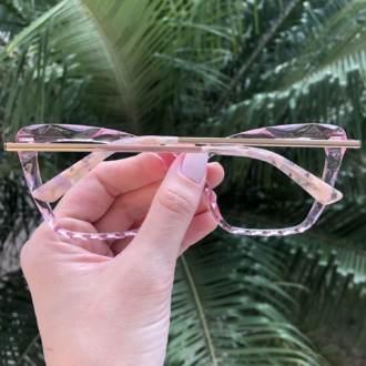 safine com br oculos de grau analice rosa 3