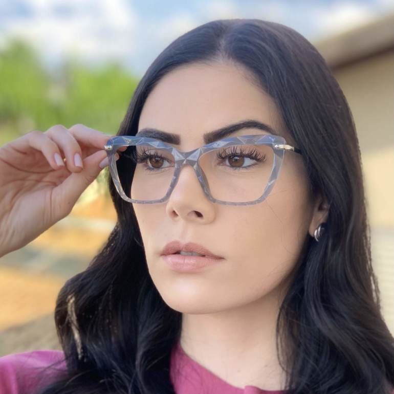 safine com br oculos de grau analice verde 1