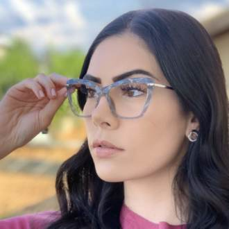 safine com br oculos de grau analice verde