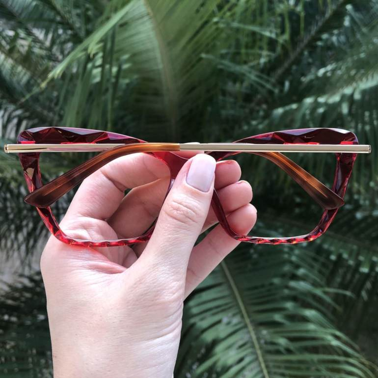 safine com br oculos de grau analice vermelho 1