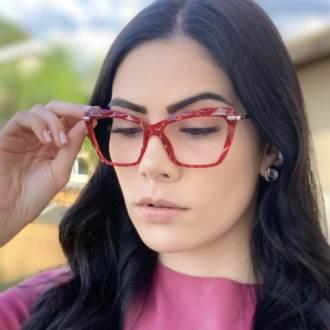 safine com br oculos de grau analice vermelho 2