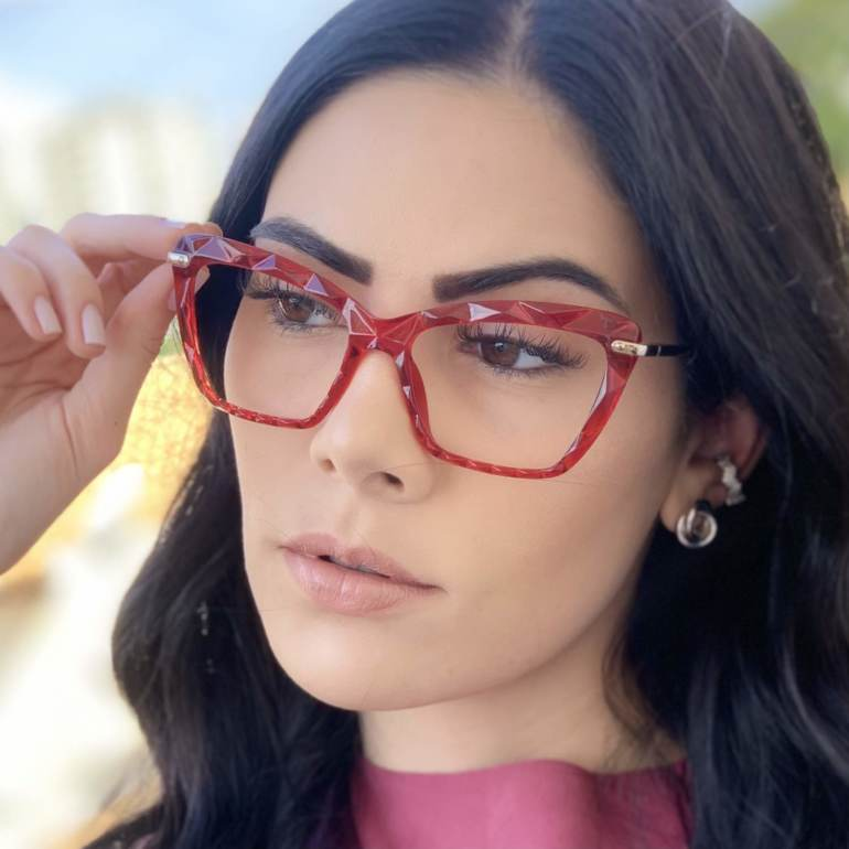 safine com br oculos de grau analice vermelho 4