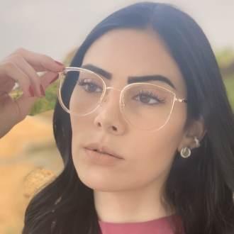 safine com br oculos de grau gatinho rose cecilia 4