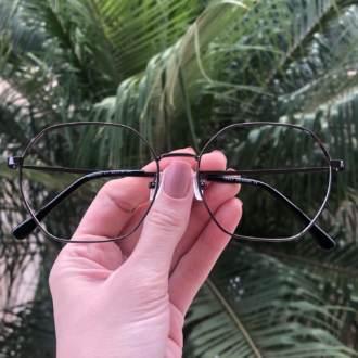 safine com br oculos de grau quadrado cinza carol 3