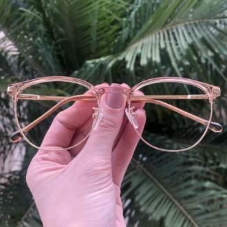 safine com br oculos de grau redondo dourado isa