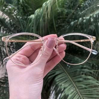 safine com br oculos de grau redondo transparente isa 3