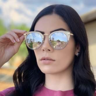 safine com br oculos de sol gatinho cinza lidi 1