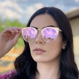 safine com br oculos de sol gatinho colorido lidi 1