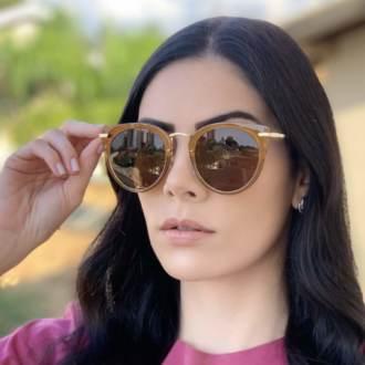 safine com br oculos de sol gatinho marrom lidi 2